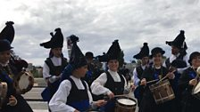 The Festival Interceltique Lorient in France
