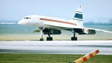 Early Concorde