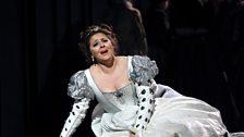 Maria Agresta as Desdemona