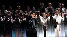 Jonas Kaufmann as Otello