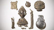 Pilgrim souvenirs