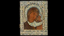 The Mother of God Kazanskaya icon
