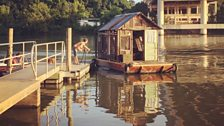Shantyboat launches