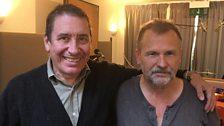 Martin Simpson & Jools Holland