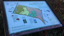 The fourth clue was at Alderford Common