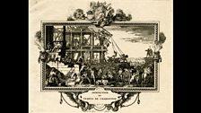Démolition du temple de Charenton