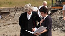 The making of Twice Upon A Time