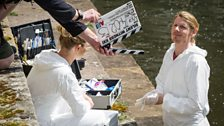 Behind the scenes on Silent Witness Series 21