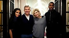 The Doctor and Friends…