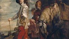 Anthony van Dyck (1599–1641), Charles I in the Hunting Field, c.1636. Musée du Louvre, Paris, Department of Paintings, inv.1236