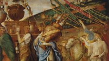 Andrea Mantegna (1430–1506), The Triumph of Caesar: The Vase Bearers, c. 1485–1506. RCIN 403961