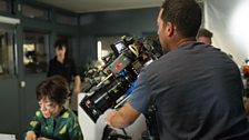 Silent Witness Series 21 One Day behind the scenes