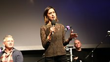 Comedian Francesca Fiorentini