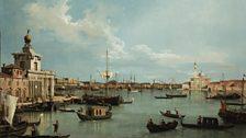 Canaletto (1697 - 1768), Venice: the Bacino di San Marco from the Canale della Giudecca, c. 1735 – 1744, Italy, P499