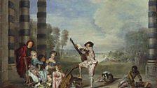 Antoine Watteau (1684 - 1721), Les Charmes de la vie (The Attractions of Life), c. 1718 – 1719, France, P410