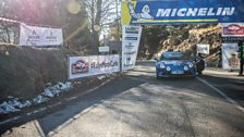 So where better to test it than the Monte Carlo Rally itself?