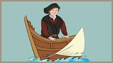 Christopher Columbus (1451 - 1506)