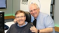 Daniel O'Donnell sits in on The Hugo Duncan Show