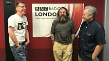 Andrew Weatherall and Terry Farley