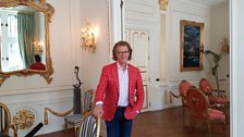 Andre Rieu at home
