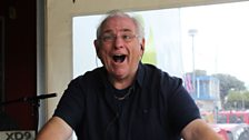 One happy man in Strangford