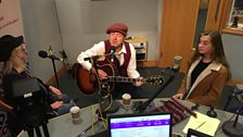 My Darling Clementine live in session on The Durbervilles Folk & Roots Show