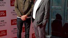 Jamie Childs and Matt Strevens