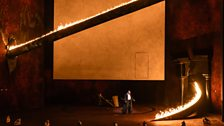 Die Walküre production image