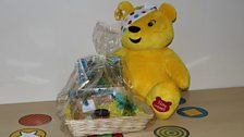 Craft Hamper donated from Local Craft-Makers