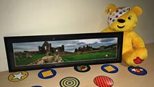 Shambles Workshop, Portmuck - Dunluce Castle Framed Photo