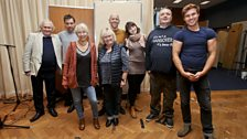 The Archers cast in The Canterbury Tales