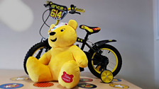 """Ignite 14"""" bike suitable for ages 4-6"""