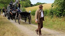 Behind the scenes of Death and Nightingales