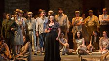 """Clémentine Margaine in the title role of Bizet's """"Carmen"""""""