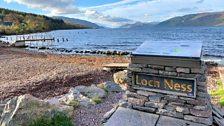 World famous Loch Ness