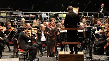 Ailish Tynan with the BBC Concert Orchestra