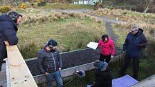 Off Grid Location Recording
