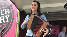 Master of the accordion