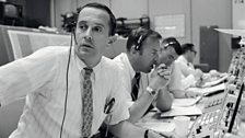 Spacecraft communicators keep in contact with Apollo 11