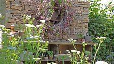The Naturecraft Garden, designed by Pollyanna Wilkinson - Silver medal
