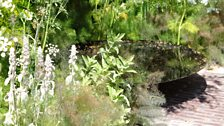The RHS Sanctuary Garden, designed by Ula Maria