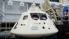 Orion Spacecraft: To the Moon and Beyond...