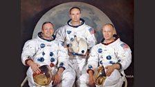 The Apollo 11 Moon men
