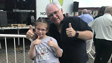 Hugo Duncan live outside broadcast from the Clogher Valley Show in Co Tyrone