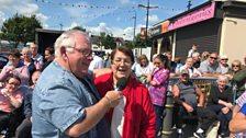 Hugo Duncan Outside Broadcast Warrenpoint