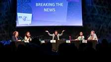 Breaking The News at The Edinburgh Festival