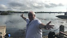 Hugo Duncan at Strangford Festival