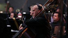 BBC Concert Orchestra basses