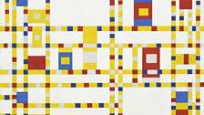 Episode 3: Broadway Boogie Woogie by Piet Mondrian (1942 - 1943)