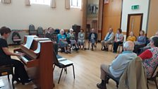 North Camp Methodist Church's 'Singing for Wellbeing'